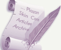 Plazan Skin Care Articles Archive image